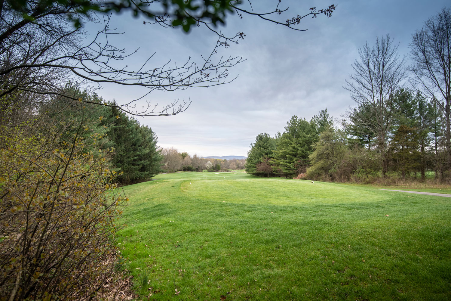 Hickory Valley Golf Course