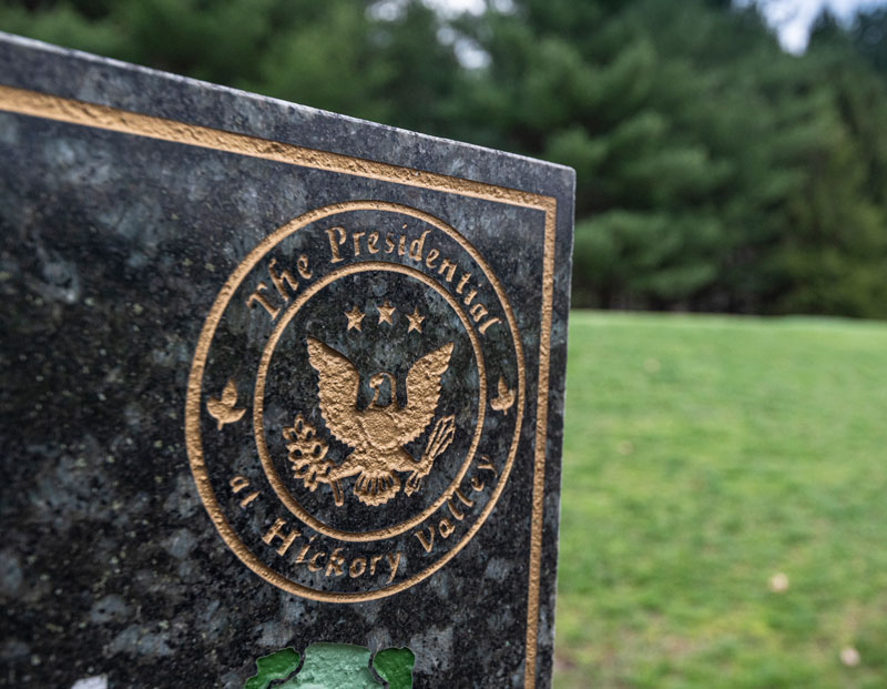 The Presidential Course at Hickory Valley